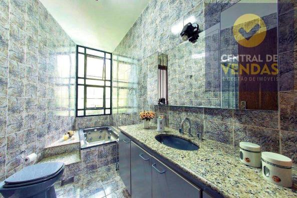 Casa à venda com 5 dormitórios em Santa amélia, Belo horizonte cod:168 - Foto 13