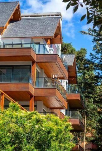 Apartamento com 3 dormitórios à venda, 506 m² por R$ 6.505.008,56 - Planalto - Gramado/RS - Foto 16