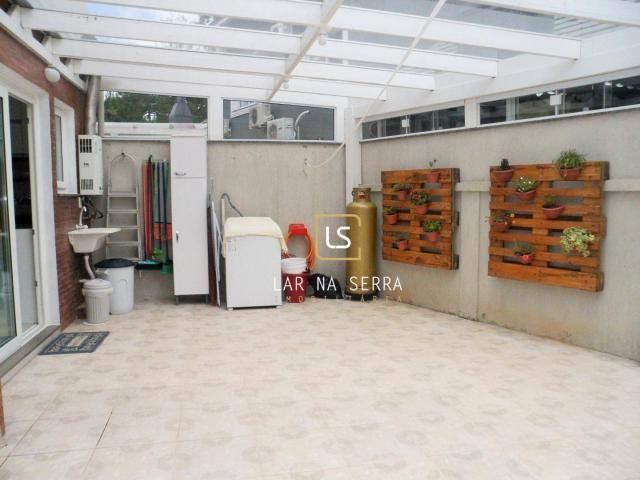 Casa com 3 dormitórios à venda, 120 m² por R$ 680.000,00 - Parque das Hortênsias - Canela/ - Foto 17