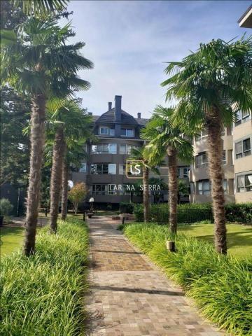 Apartamento à venda, 268 m² por R$ 3.655.884,30 - Centro - Gramado/RS - Foto 3
