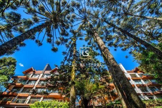 Apartamento com 3 dormitórios à venda, 506 m² por R$ 6.505.008,56 - Planalto - Gramado/RS - Foto 4