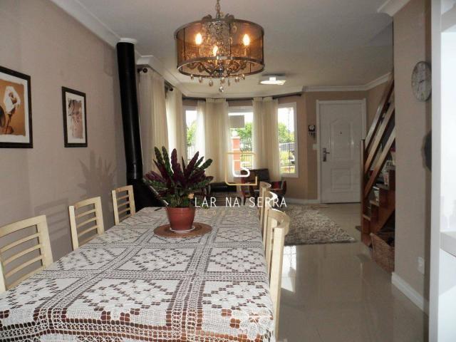 Casa com 3 dormitórios à venda, 120 m² por R$ 680.000,00 - Parque das Hortênsias - Canela/ - Foto 11