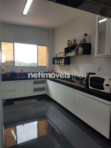 Casa à venda com 5 dormitórios em Caiçaras, Belo horizonte cod:839466 - Foto 5