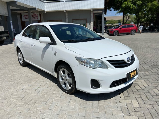 Toyota Corolla GLI Automático Modelo 2013