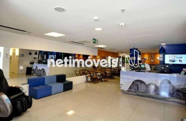 Loft à venda com 1 dormitórios em Itapoã, Belo horizonte cod:517342 - Foto 3