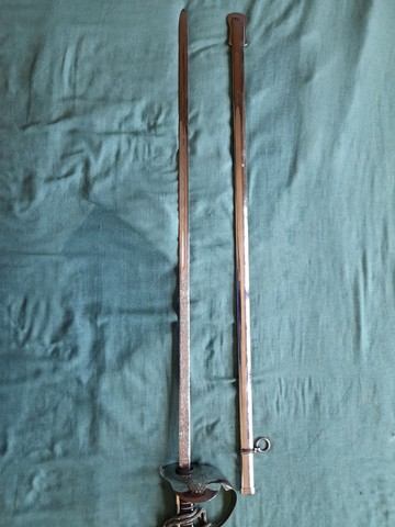 Espada Oficial do Exército - Foto 5