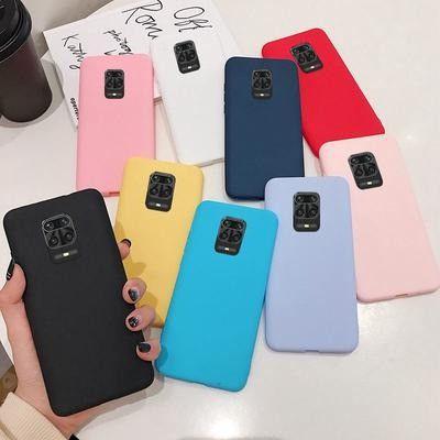 Pronta Entrega Capa Case Capinha Anti Impacto Xiaomi Redmi 9 Pro Tranparente e Colorida - Foto 3