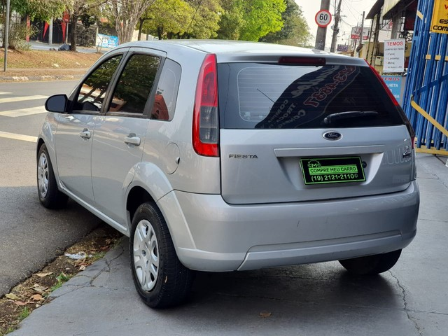 Ford Fiesta Hatch SE Rocam 1.6 (Flex) - Foto 4
