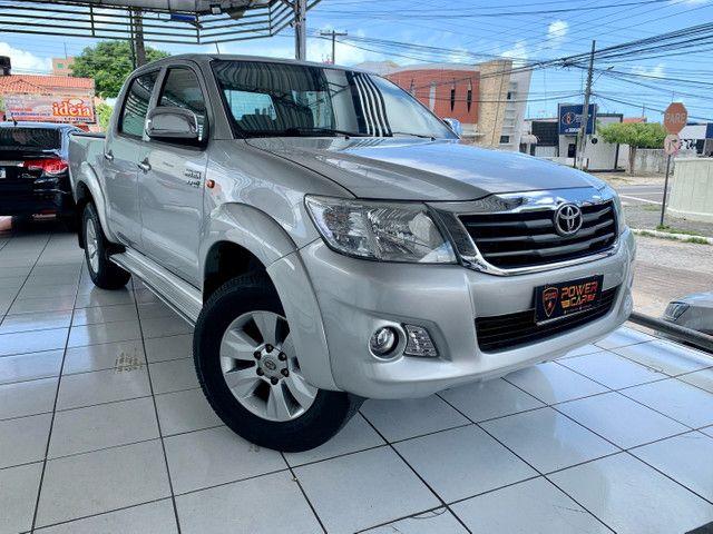 Toyota Hilux 2014 flex extra - Foto 2