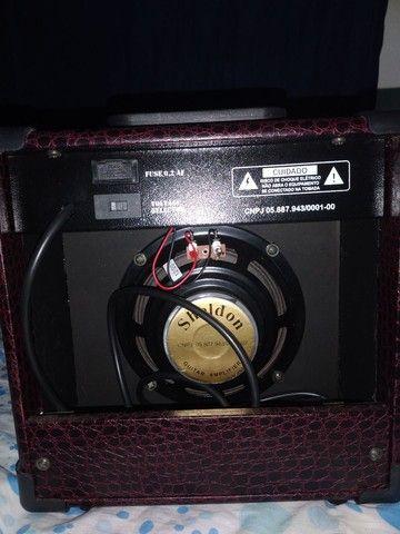 Amplificador Sheldon - Foto 2