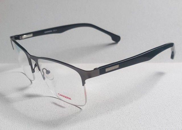 armações oculos de grau de grifes - novas na caixa - Foto 5