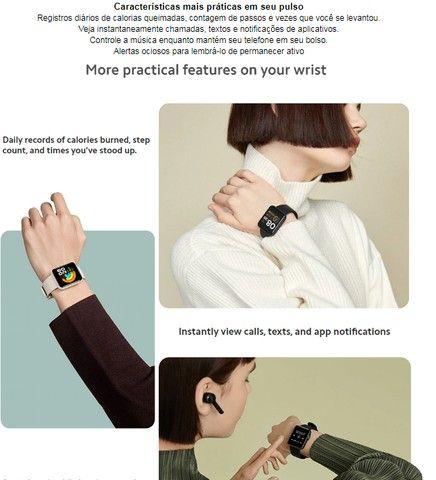 Relógio SmartWatch Amazfit Mi Watch Lite - Foto 6
