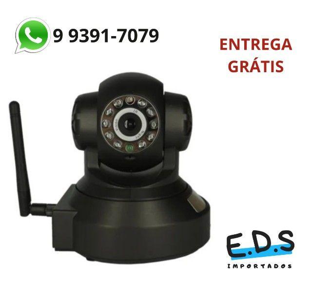 Câmera Vigilância Sensor de Movimento Infravermelho Alarme - Foto 2