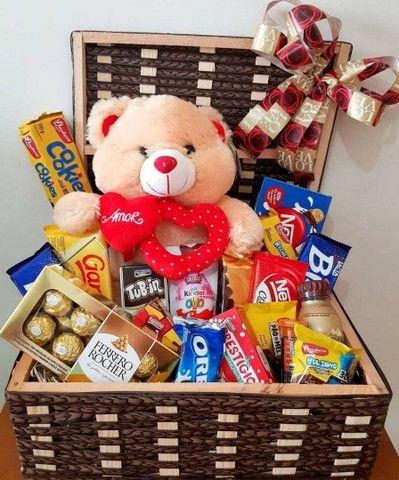 Surpreenda em especial / com cestas para presentear com amor e carinho *.  - Foto 6