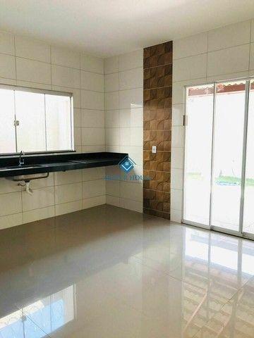Casa Setor Serra Dourada ,03 Quartos 01 Suíte, Excelente padrão, fino acabamento - Foto 9