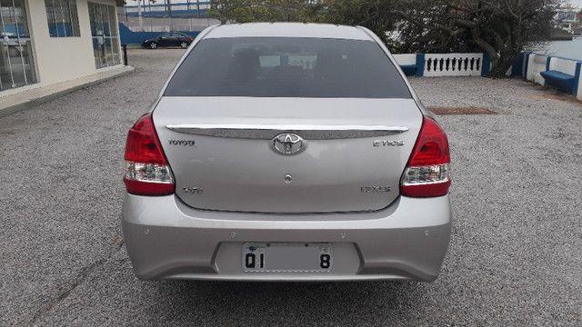 Toyota Etios Sedan XLS automático - Foto 6