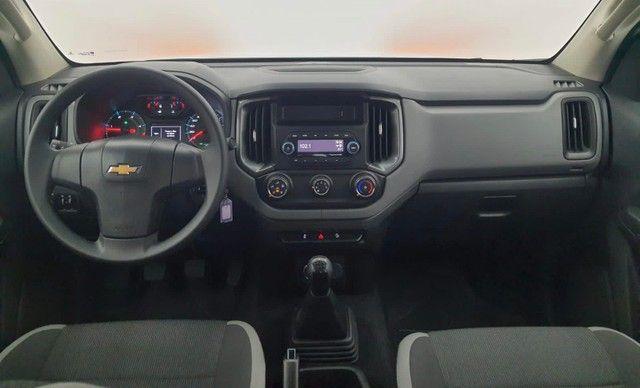 S10 LS 2.8 Turbo Diesel 4x4 manual 2020 // 7.500KM // extra - Foto 6
