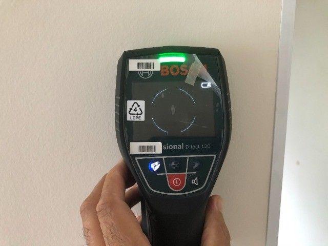 Scanner Detector De Materiais Bosch D-tect 120 - Foto 4