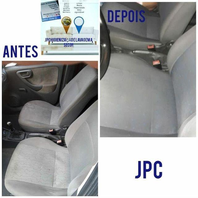 JPC Higienização E Lavagem a seco  - Foto 2