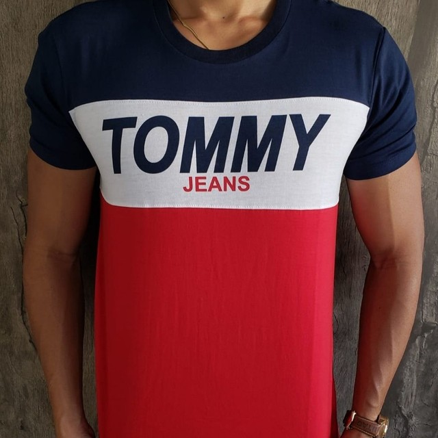 Vendo camisa da TOMMY