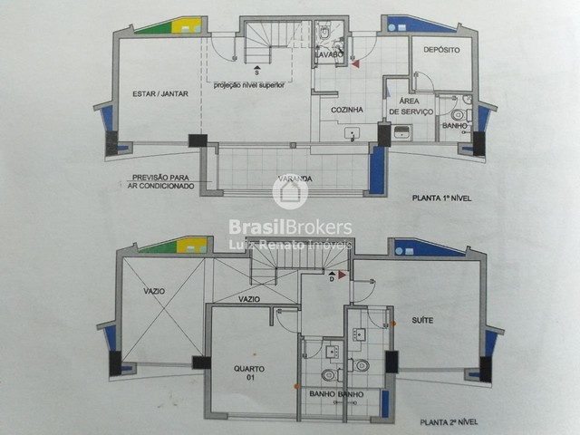Apartamento Duplex à venda com 104 m², e lazer completo no Luxemburgo ? Belo Horizonte - Foto 20