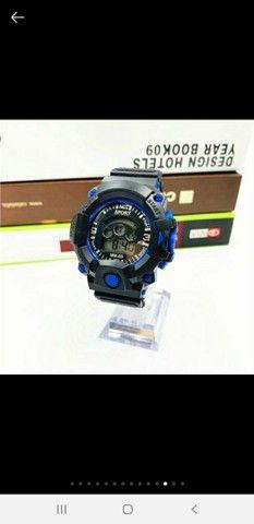 Relógio original skmei - Foto 3