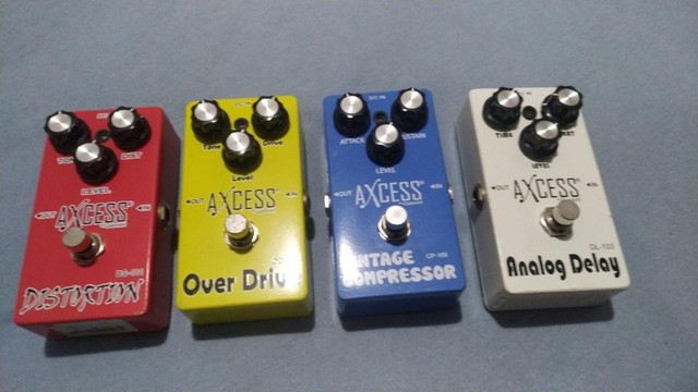 Pedal Axcess Over Drive - Foto 2
