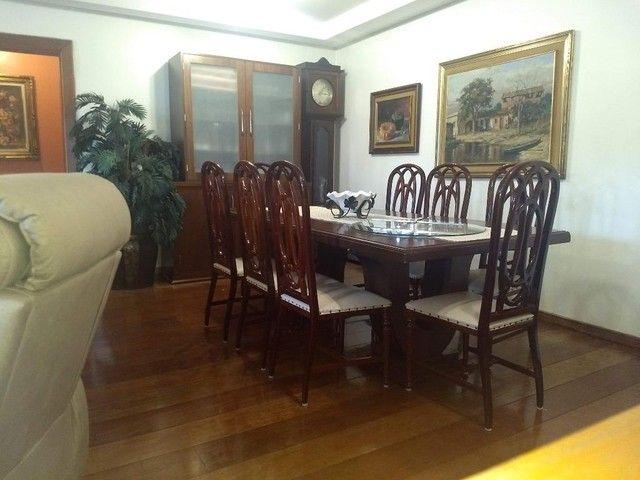 Apartamento Mobiliado com 4 dormitórios para alugar, 239 m² por R$ 5.000/mês - Chácara Urb - Foto 5