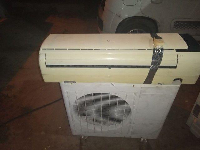 Ar condicionado Midea 30 mil BTUs - Foto 2
