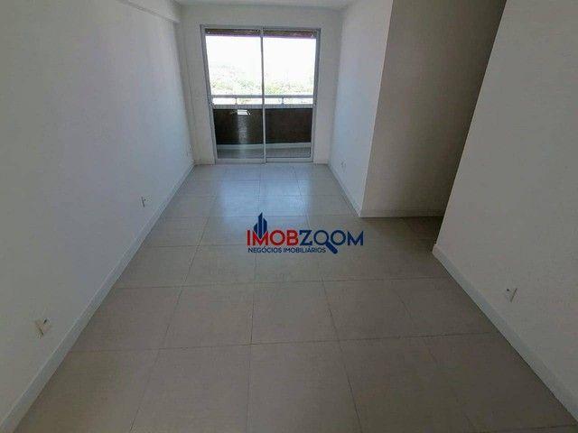 Apartamento com 3 dormitórios à venda, 76 m² por R$ 739.559 - Luciano Cavalcante - Fortale - Foto 8