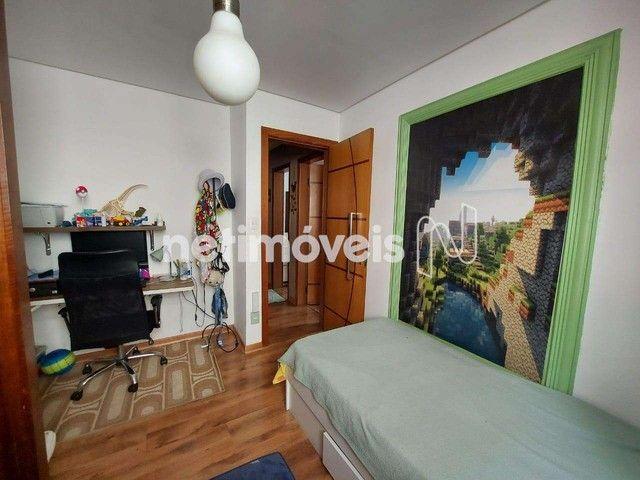Apartamento à venda com 4 dormitórios em Castelo, Belo horizonte cod:125758 - Foto 12