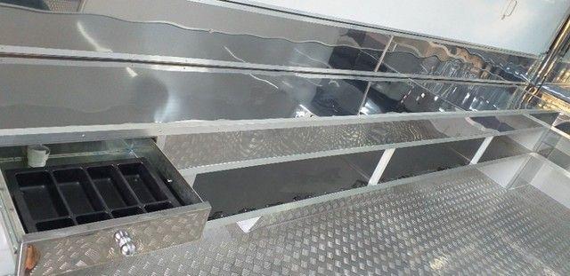 Trailer Top 5x2m Food Truck Direto da Fábrica Especialista - Foto 2