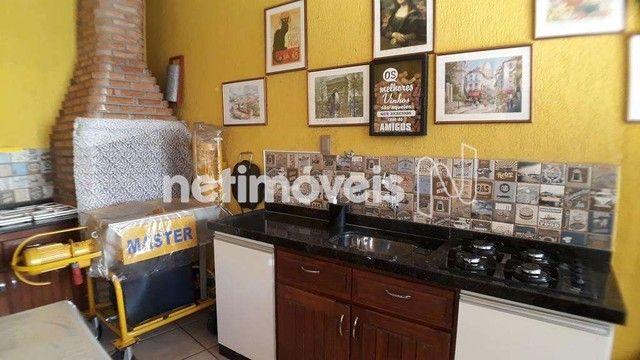 Casa à venda com 3 dormitórios em Braúnas, Belo horizonte cod:813527 - Foto 14