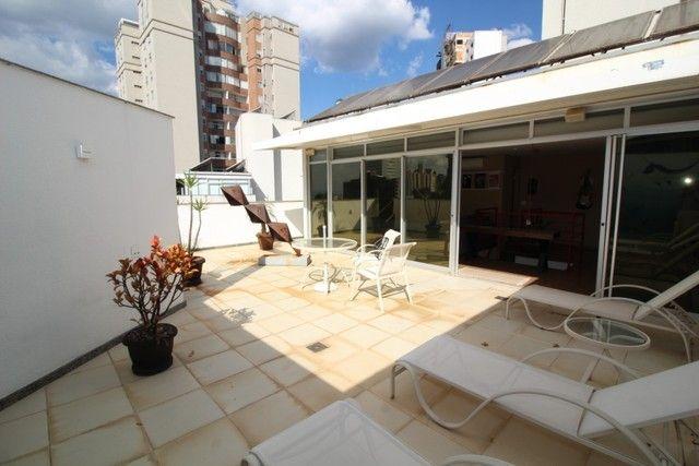 Cobertura no LUXEMBURGO climatizada, som ambiente , três quartos - Foto 20