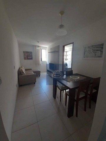 Apartamento com 1 dormitório para alugar, 40 m² por R$ 2.000/mês - Boa Viagem - Recife/PE - Foto 11