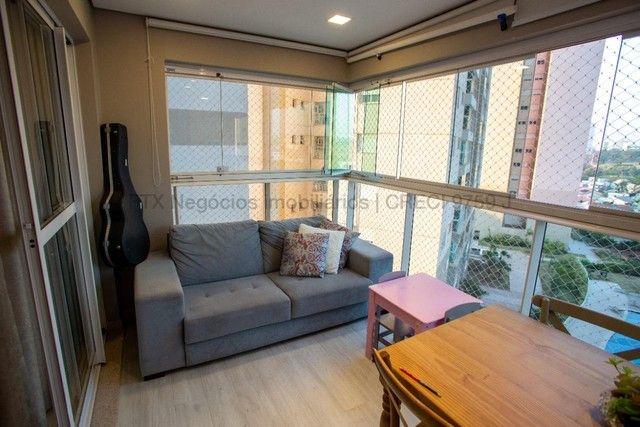 Apartamento à venda, 2 quartos, 2 suítes, 2 vagas, Vivendas do Bosque - Campo Grande/MS - Foto 5