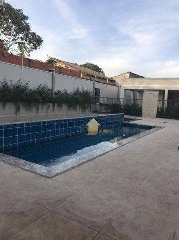 Apartamento com 2 dormitórios para alugar, 49 m² por R$ 1.100,00/mês - Jardim das Palmeira - Foto 8