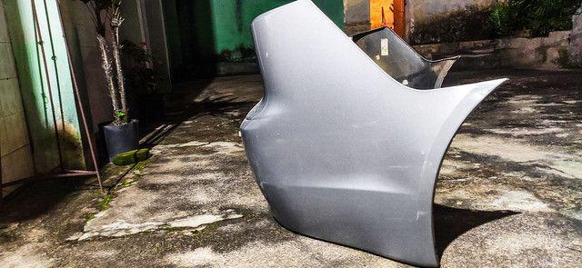 Para-choque Traseiro Original Lancer CVT, MT e GT 11/12/13/14/15/16/17/18/19/20/21 - Foto 4