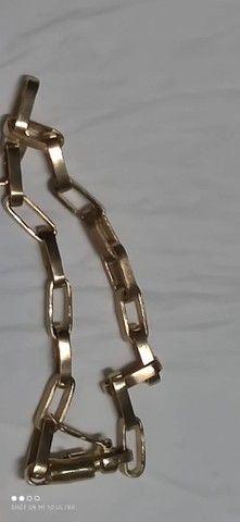 Correntes e pulseiras  - Foto 3