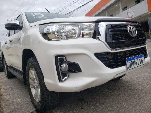 Toyota - Hilux 4X4 Diesel Mec - Foto 2