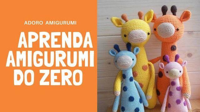 Curso Amigurumi - Foto 3