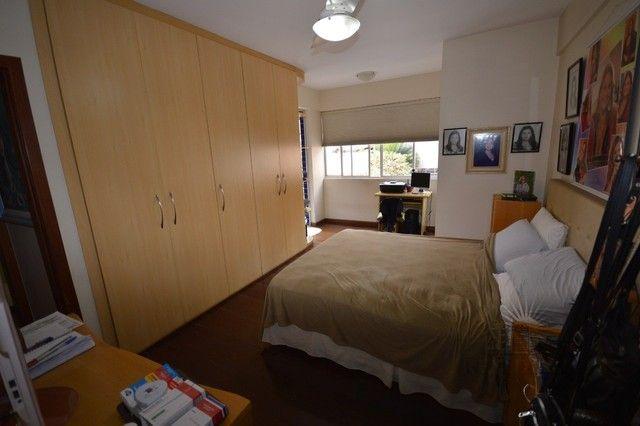 Sion venda apartamento 3 qts 122m²  varanda 2 vgs - Foto 7