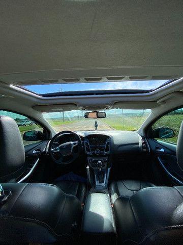 Ford Focus Teto Solar 2.0 Titanium Plus Sedan 16V Flex 4P PowerShift - Foto 11
