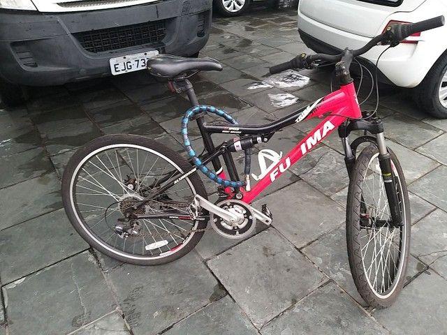 Bicicleta Aro 26 Prince Fujima Tribe 21 Marchas Toda Shimano
