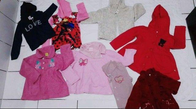 Lote roupa infantil feminina  - Foto 3