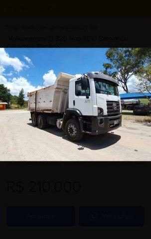 Vendo Caçamba 31-320