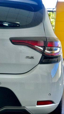 Renault Sandero RS 2.0 2022 Ent. De R$23.250,00 + 48X DE R$1.278,00 + parcela final - Foto 4