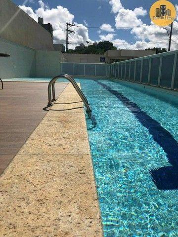 Apartamento com 4 suítes, vista mar em ´Patamares,3 vagas, Nascente. - Foto 19