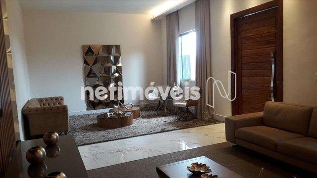 Casa à venda com 4 dormitórios em Garças, Belo horizonte cod:443481 - Foto 4