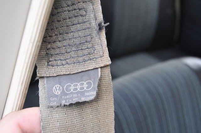 Volkswagen Fusca 79 1.300 Carro de colecionador, placa preta   Nunca foi restaurado. - Foto 19